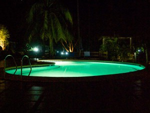 pool-night
